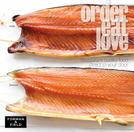 H. Forman & Son's London Cure Smoked Salmon has become London's first PGI protected product  <br/>